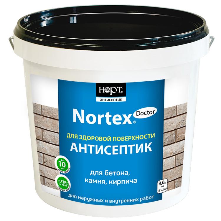 Купить нортекс дезинфектор для бетона цемент 25 кг купить москва